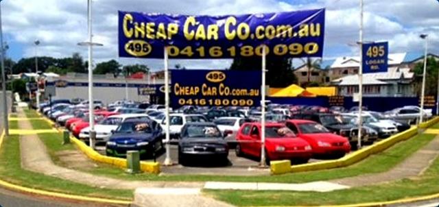 Cheap Car Co. | Homepage Banner 1