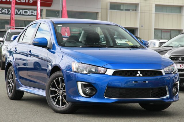Demonstrator, Demo, Near New Mitsubishi Lancer ES Sport, Bowen Hills, 2017 Mitsubishi Lancer ES Sport Sedan