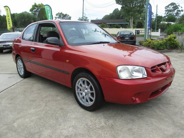 Used Hyundai Accent Accent Lifestyle, Capalaba, 2001 Hyundai Accent Accent Lifestyle Hatchback
