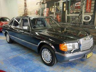 Used Mercedes-Benz 420SEL, Marrickville, 1989 Mercedes-Benz 420SEL W126 Sedan