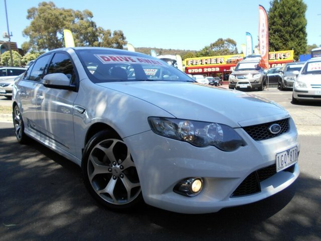 Used Ford Falcon XR6 50th Anniversary, Upper Ferntree Gully, 2010 Ford Falcon XR6 50th Anniversary Sedan
