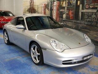 Used Porsche 911 Carrera, Marrickville, 2001 Porsche 911 Carrera 996 MY02 Coupe