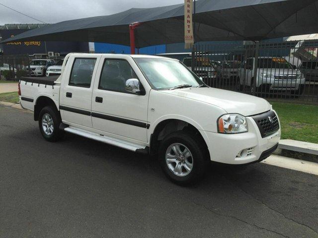 Used Great Wall SA220 (4x2), Toowoomba, 2009 Great Wall SA220 (4x2) Dual Cab Utility