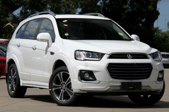 New Holden Captiva LTZ AWD, Caloundra, 2018 Holden Captiva LTZ AWD Wagon