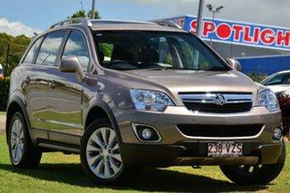 Used Holden Captiva 5 LT, 2015 Holden Captiva 5 LT CG MY15 Wagon
