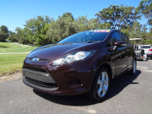 Used Ford Fiesta LX, Coffs Harbour, 2009 Ford Fiesta LX Hatchback