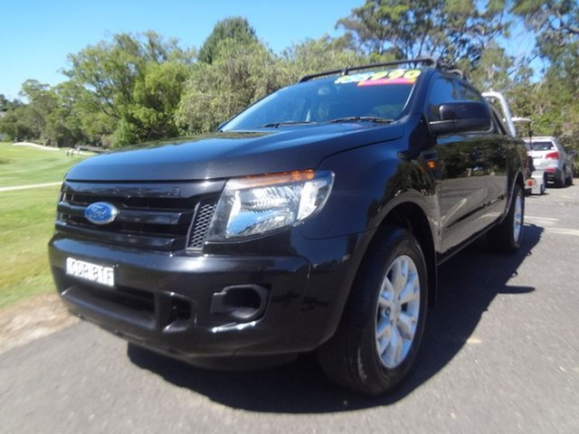 Used Ford Ranger XL Double Cab 4x2, Coffs Harbour, 2011 Ford Ranger XL Double Cab 4x2 Utility
