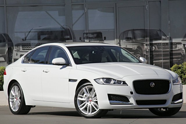 Demonstrator, Demo, Near New Jaguar XF 20D Prestige, Narellan, 2015 Jaguar XF 20D Prestige Sedan