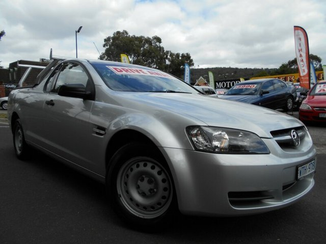 Used Holden Commodore Omega, Upper Ferntree Gully, 2009 Holden Commodore Omega Utility