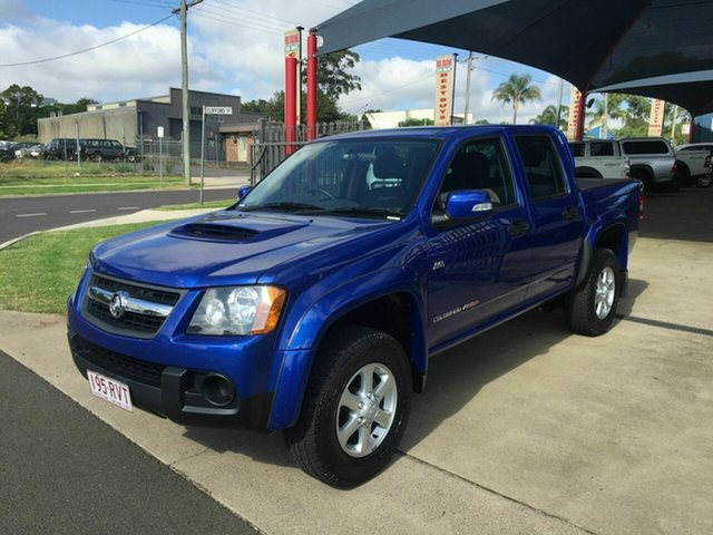 Used Holden Colorado LX (4x4), Toowoomba, 2011 Holden Colorado LX (4x4) Dual Cab