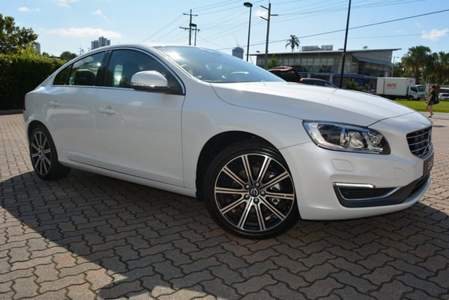 Discounted Demonstrator, Demo, Near New Volvo S60 D4 Adap Geartronic Luxury, Southport, 2014 Volvo S60 D4 Adap Geartronic Luxury Sedan