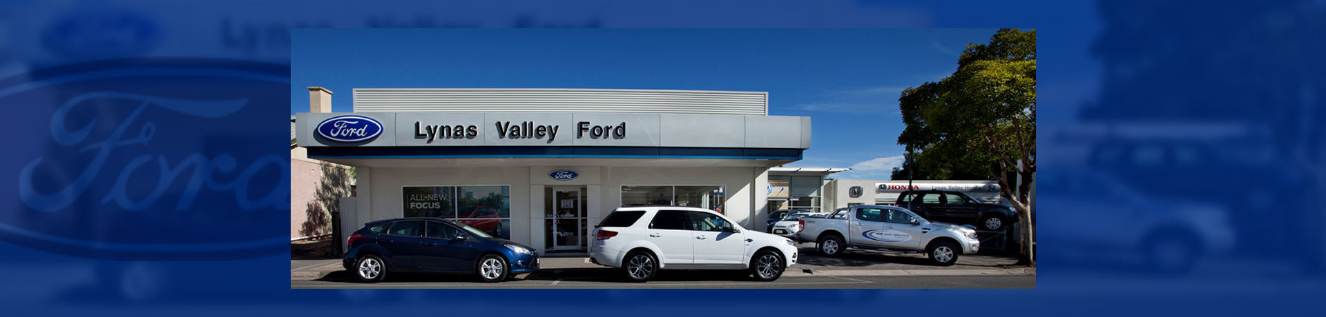 Lynas Valley Ford | All Stock