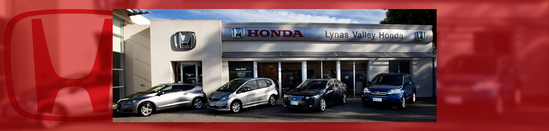 Lynas Valley Honda | All Stock