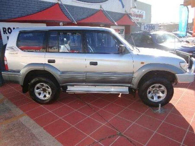 Used Toyota Landcruiser Prado GXL, Redcliffe, 1997 Toyota Landcruiser Prado GXL Wagon