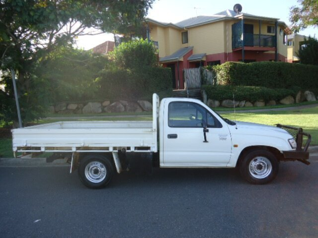Used Toyota Hilux Workmate, Chermside, 2005 Toyota Hilux Workmate RZN149R
