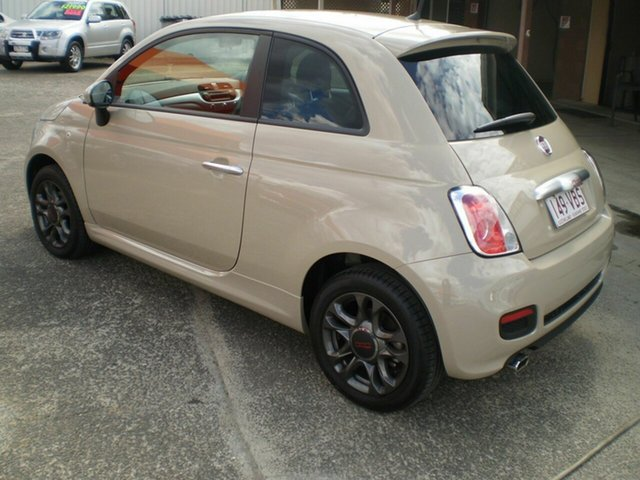 Used Fiat 500 S, Morayfield, 2014 Fiat 500 S MY14 Hatchback