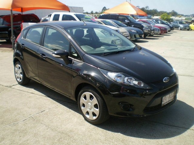 Used Ford Fiesta CL, Morayfield, 2011 Ford Fiesta CL WT Hatchback