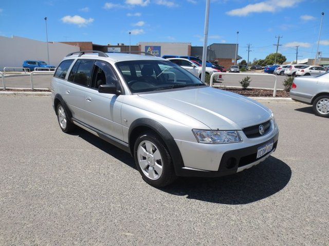 Used Holden Adventra SX6, Wangara, 2005 Holden Adventra SX6 Wagon