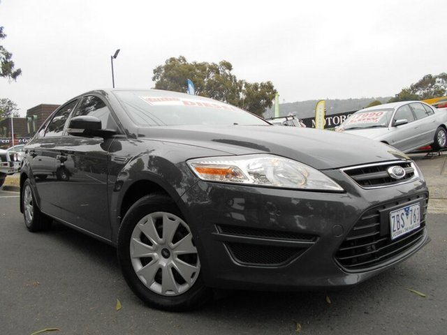 Used Ford Mondeo LX Tdci, Upper Ferntree Gully, 2012 Ford Mondeo LX Tdci Hatchback