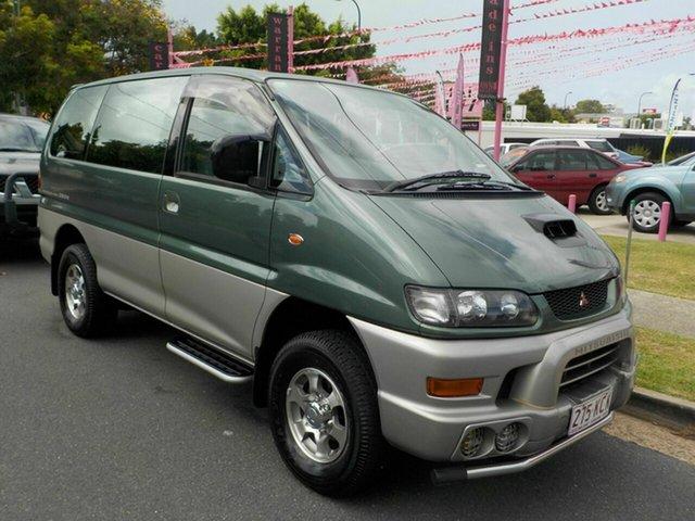 Used Mitsubishi Delica Exceed, Margate, 1998 Mitsubishi Delica Exceed Van
