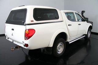 Used Mitsubishi Triton GLX Double Cab, 2013 Mitsubishi Triton GLX Double Cab Utility.
