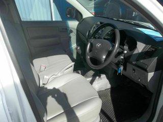 2011 Toyota Hilux Dual Cab.