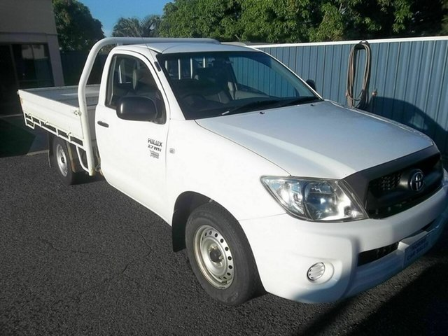 Used Toyota Hilux Workmate, North Rockhampton, 2009 Toyota Hilux Workmate Cab Chassis