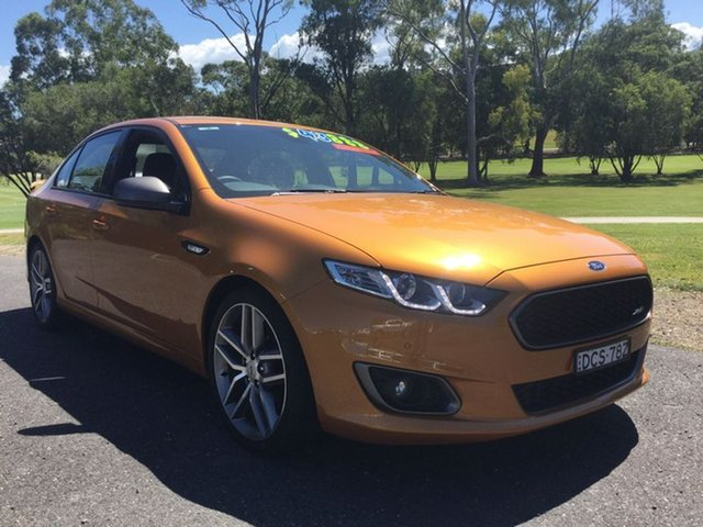 Used Ford Falcon XR6 Turbo, Coffs Harbour, 2015 Ford Falcon XR6 Turbo Sedan