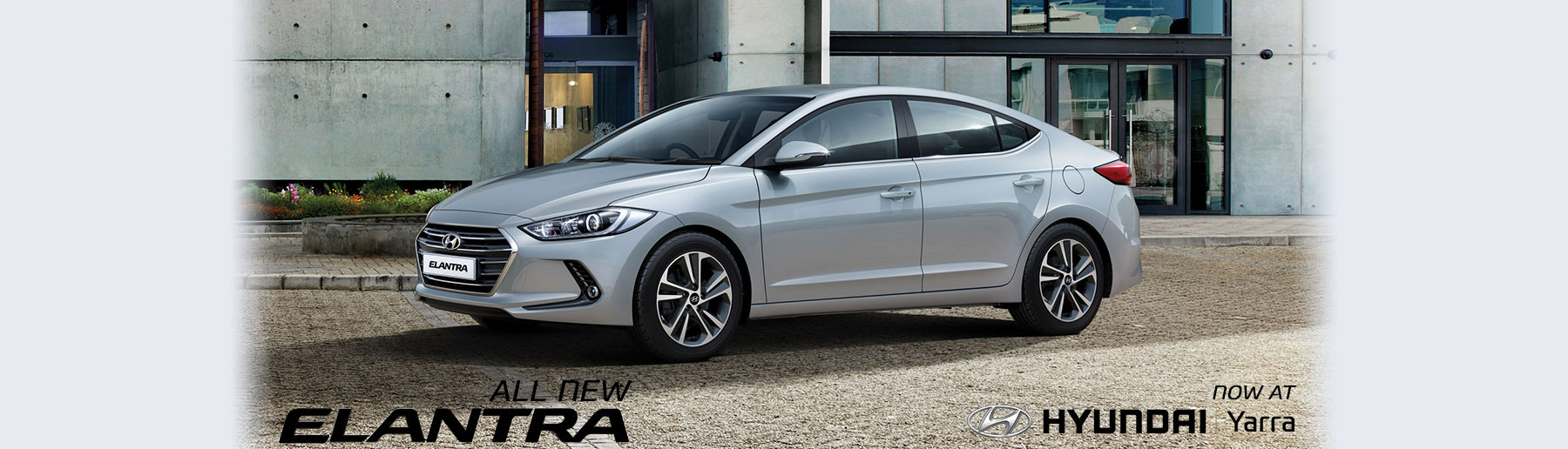 New Elantra Now at Yarra Hyundai