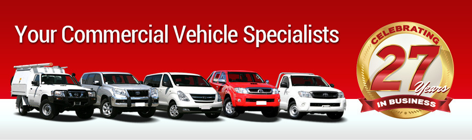 Your Commercial Vehicle Specialists