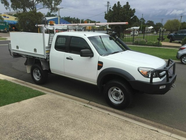 Used Ford Ranger XL (4x4), Toowoomba, 2009 Ford Ranger XL (4x4) Extracab