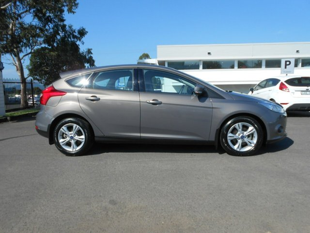 Used Ford Focus Trend PwrShift, Nowra, 2013 Ford Focus Trend PwrShift LW MKII Hatchback