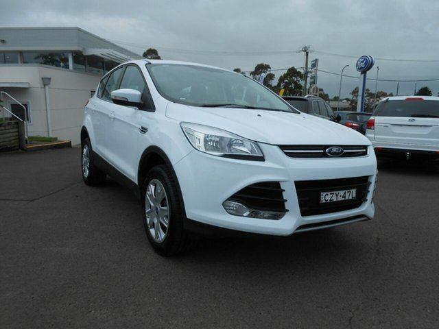 Used Ford Kuga Ambiente AWD, Nowra, 2015 Ford Kuga Ambiente AWD TF MY15 Wagon