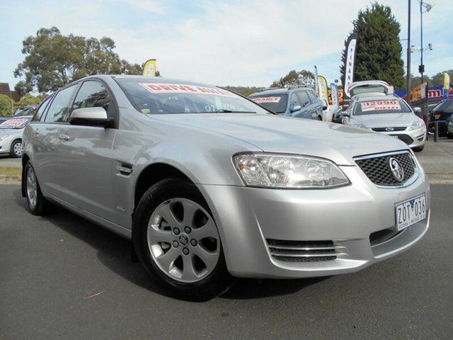 Discounted Used Holden Commodore Omega, Upper Ferntree Gully, 2013 Holden Commodore Omega Sportswagon