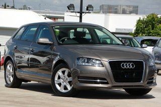 Used Audi A3 Attraction Sportback S tronic, Kedron, 2011 Audi A3 Attraction Sportback S tronic 8P MY13 Hatchback