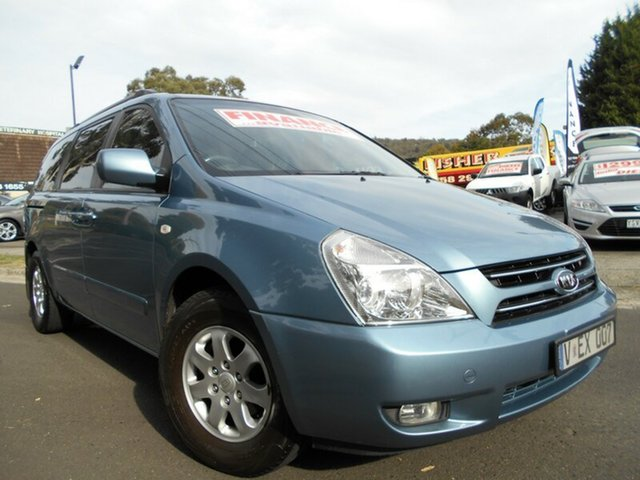 Used Kia Grand Carnival (EX), Upper Ferntree Gully, 2007 Kia Grand Carnival (EX) Wagon