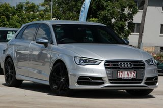 Used Audi S3 Sportback S tronic quattro, Kedron, 2014 Audi S3 Sportback S tronic quattro 8V MY15 Hatchback