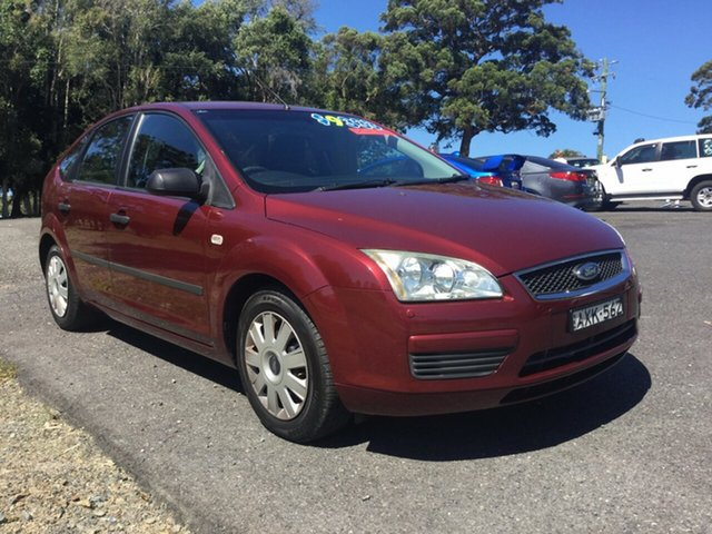 Used Ford Focus CL, Coffs Harbour, 2005 Ford Focus CL Hatchback