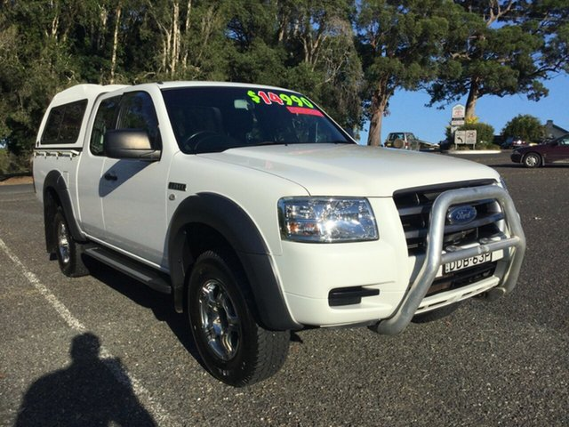 Used Ford Ranger XL Super Cab Hi-Rider, Coffs Harbour, 2007 Ford Ranger XL Super Cab Hi-Rider Cab Chassis
