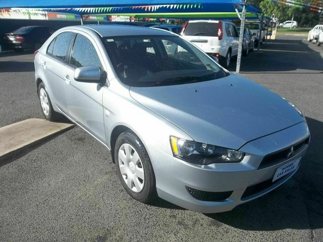 Used Mitsubishi Lancer ES, North Rockhampton, 2009 Mitsubishi Lancer ES Sedan