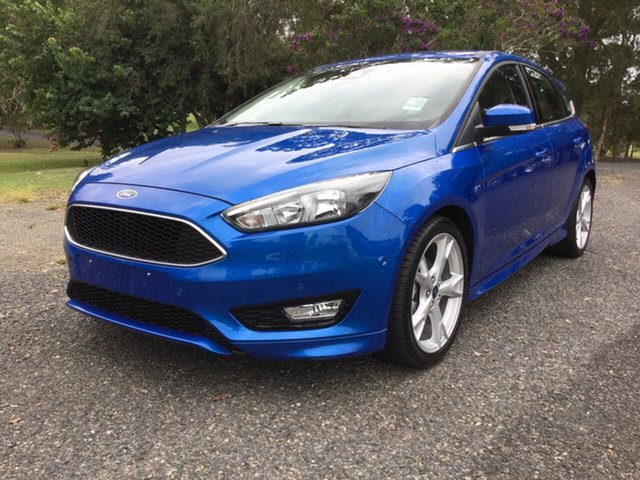 Used Ford Focus Titanium, Coffs Harbour, 2015 Ford Focus Titanium Hatchback