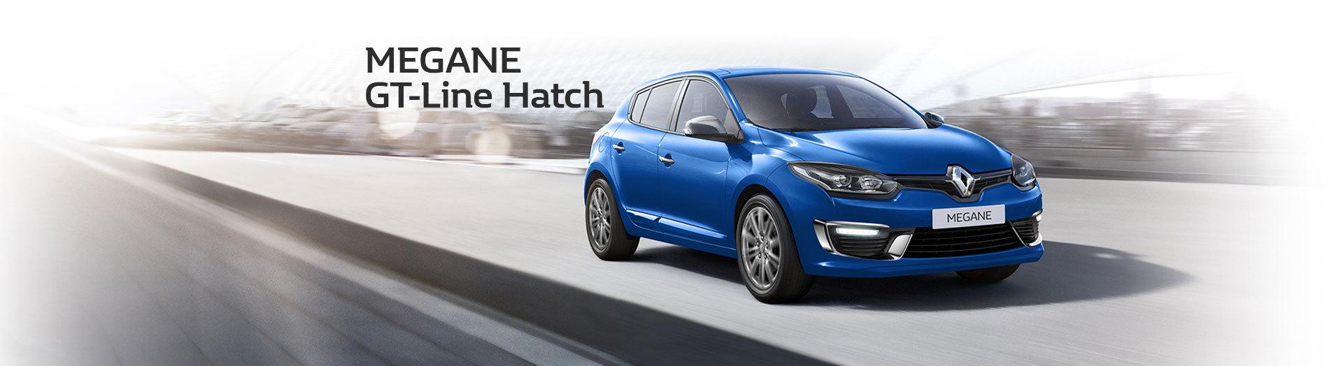 Megane GT-Line Hatch