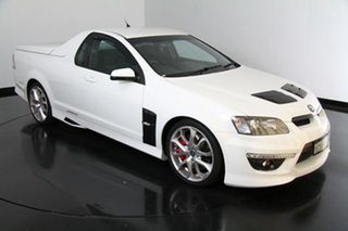 Used Holden Special Vehicles Maloo R8, Victoria Park, 2012 Holden Special Vehicles Maloo R8 Utility.