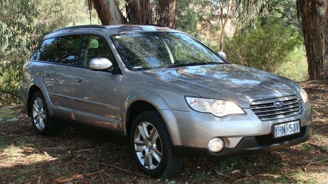 Used Subaru Outback D/Range AWD, Queanbeyan, 2009 Subaru Outback D/Range AWD Wagon
