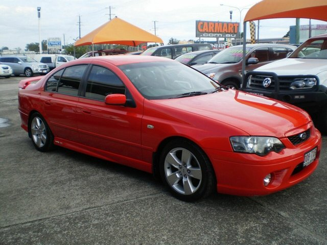 Used Ford Falcon XR6, Morayfield, 2007 Ford Falcon XR6 BF MkII Sedan