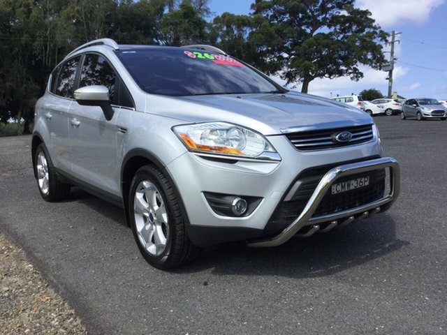 Used Ford Kuga Titanium AWD, Coffs Harbour, 2012 Ford Kuga Titanium AWD Wagon