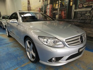 Used Mercedes-Benz CL500, Marrickville, 2007 Mercedes-Benz CL500 C216 MY08 Coupe