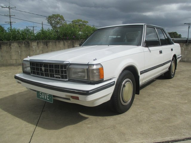 Used Toyota Crown Crown Royal, Capalaba, 1984 Toyota Crown Crown Royal Sedan