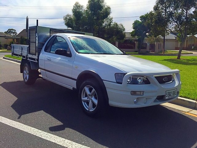 Used Ford Falcon RTV Super Cab, Somerton Park, 2005 Ford Falcon RTV Super Cab Cab Chassis