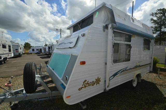Used Compass COMPACT 30 CARAVAN, Gympie, Compass COMPACT 30 CARAVAN 1 Axle